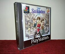 Suikoden II - Jeu PS1 PAL FR RARISSIME COLLECTION ��**NEAR MINT**�� ��™