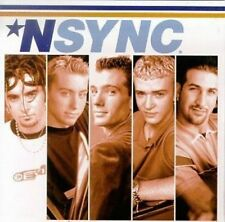 """*NSYNC """"S/T"""" w/ I Want You Back, Tearin' Up My Heart, Here We Go & more"""