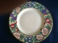 "Royal Doulton Orchard Hill 8"" dessert plate (very minor scratches))"