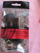 8-Essential Tools Expressions  Foundation & Powder Makeup Brush etc look at pics