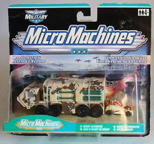 RARE 2000 MICRO MACHINES MILITARY RAPID ATTACK DESERT DESTROYER NEW MOSC !