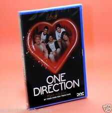 ILOVE ONE DIRECTION made with love DVD i love  contiene poster