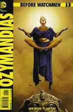 BEFORE WATCHMEN OZYMANDIAS #1-6 NEAR MINT COMPLETE SET 2012