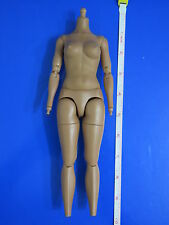 Hot Toys TTF12 TRUETYPE Cuban American Female - Nude Body 1:6 scale