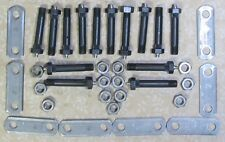 """14 of Zerk bolts for Trailer suspension 9/16"""" x 3"""" Wet greasable and 8 shackles"""