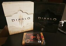 Diablo III 3 + Reaper of Souls Expansion + Diablo II 2 - Collector's Edition PC