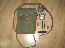 AK Three Cell Magazine Pouch Canvas, Cleaning Kit, Sling, Oiler Bottles  g8