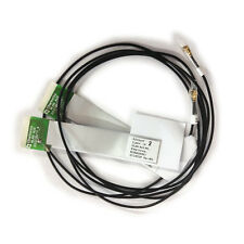 2 x MINI PCI ANTENNA/AERIAL WIRELESS/WIFI  LAPTOP LONG FOR MINI PC MINI PCI-E