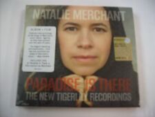 NATALIE MERCHANT - PARADISE IS THERE - CD+DVD NEW SEALED 2015