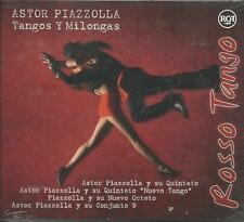 ASTOR PIAZZOLLA - Rosso Tango. Tango y milongas (2012) 3 CD