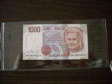 Banconote da 1000 lire