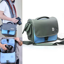 Sling Messenger Camera Single Shoulder Bag For DSLR SLR Nikon