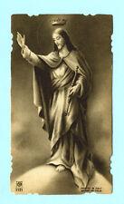 antico santino HOLY CARD CRISTO REDENTORE SANTINI