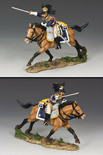 King and country french cuirassier de charge trooper NA252