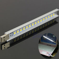 15 LED USB Strip Light Lamp Maximum Illumination Portable For Laptop PC Notebook