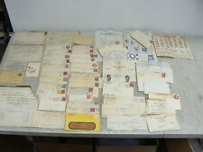 Document Lot, Sidney Butterfield, Glen Garage, Mill Village, Rutland VT, 1916-39