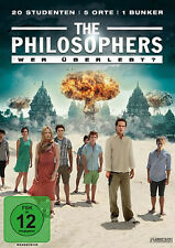 DVD * THE PHILOSOPHERS | JAMES D'ARCY , SOPHIE LOWE # NEU OVP §