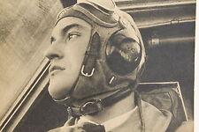 24831 AK Pilot an Bord eines Fernaufklärers Flugzeug