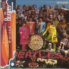 THE BEATLES Sgt. Pepper's Lonely Hearts Club Band Rockband Version CD MINI LP