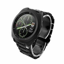 Luxury Bluetooth 4.0 Smart Watch Pedometer Tracker for IOS Android Men Boys