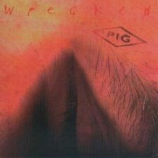 PIG - Wrecked [PA] CD ** Like New / Mint RARE **
