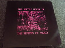 The Sisters of Mercy-The Reptile House EP-Made in Holland