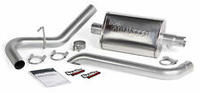 BANKS MONSTER EXHAUST SYSTEM 87-01 JEEP CHEROKEE