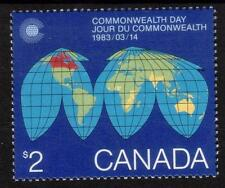 Canada MNH 1983 Commonwealth Day