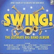 Swing (The Ultimate Big Band Album) by Various Artists (CD, Nov-1998, 2...