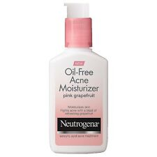 Neutrogena Oil-Free Acne Moisturizer, Pink Grapefruit 4 oz