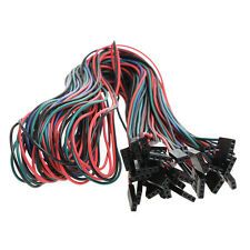 14pcs quality Ramps 1.4 Basic Wiring jumper cables RepRap 3D Printer Motor Kit