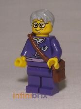 Lego Postman from Set 70751 Temple of Airjitzu Ninjago Minifigure NEW njo164