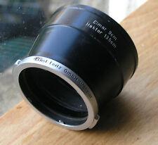 Leica Leitz Lens Hood Lens Shade Hood Elmar 9cm Hector 13,5cm