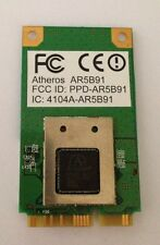 Packard Bell LJ61 LJ64 LJ68 LJ71  Wifi Wireless Card Mini PCI-E 104A-AR5B91