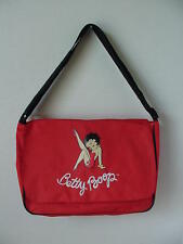 BETTY BOOP POCKETBOOKS / PURSE / LAP TOP BAG #25 LEG UP DESIGN