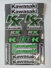 Kawasaki KFX50 KFX90 KDX200 KFX400 KFX450 KFX450R KFX700 Sticker Kit Stickers