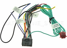WIRE HARNESS FOR PIONEER AVH-X5500BHS AVHX5500BHS *PAY TODAY SHIPS TODAY*