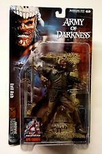 McFarlane Toys Evil Ash Movie Maniacs Series 4 Figure New 2001 Army of Darkness