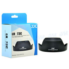 JJC Lens Hood for Canon EF-S 10-18mm f/4.5-5.6 IS Camera Replaces Canon EW-73C