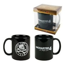 Uncharted 4 A Thief's End | Pirate Coin Coffee Mug Cup - Official New