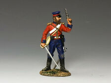 KING AND COUNTRY CRIMEAN Officer with Pistol & Sword CR001 CR01