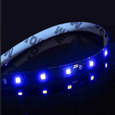 Knight Rider Led Lights (Blue/Black Silicone Backing) (BCH1220)