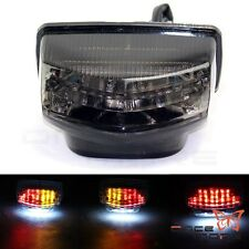 Smoke Integrated LED Tail Light Turn Signal For Honda 07-09 CBR600RR 2007 2008