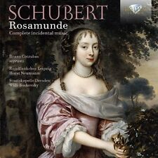 ILEANA COTRUBAS/+ - SCHUBERT: ROSAMUNDE/COMPLETE INCIDENTAL MUSIC  CD NEU