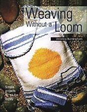 Weaving Without a Loom by Burningham, Veronica