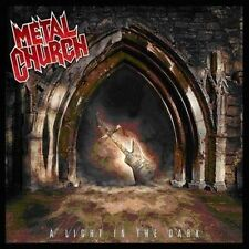 A Light in the Dark by Metal Church (CD, Jun-2006, SPV)