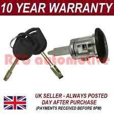 Pour Ford Transit Mk6 2000-2006 Côté Droit Avant pilotes door lock barrel 2 clés