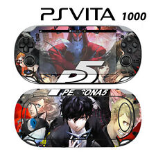 Vinyl Decal Skin Sticker for Sony PS Vita PSV 1000 Persona 5
