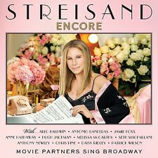 BARBRA STREISAND - ENCORE: MOVIE PARTNERS SING BROADWAY DELUXE EDITION   CD NEU