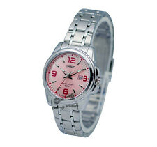 -Casio LTP1314D-5A Ladies' Metal Fashion Watch Brand New & 100% Authentic